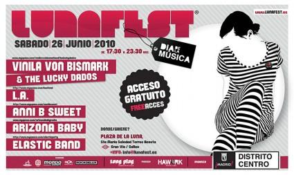 Cardel del Lunafest 2010