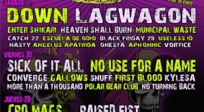Cartel por días del Resurrection Fest 2010 y sustitución de un grupo
