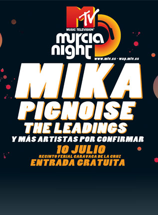MTV Murcia Night