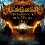 Blind Guardian - The Sacred Worlds and Songs Divine Tour
