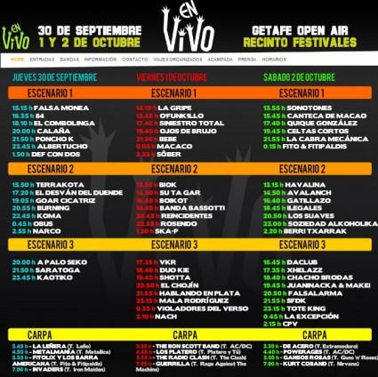 Festival Getafe NVivo