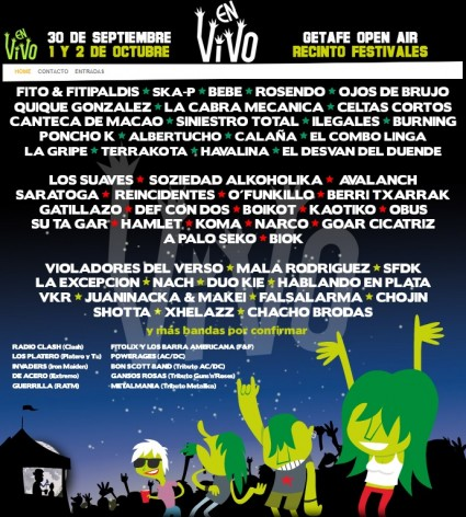 Getafe Open Air