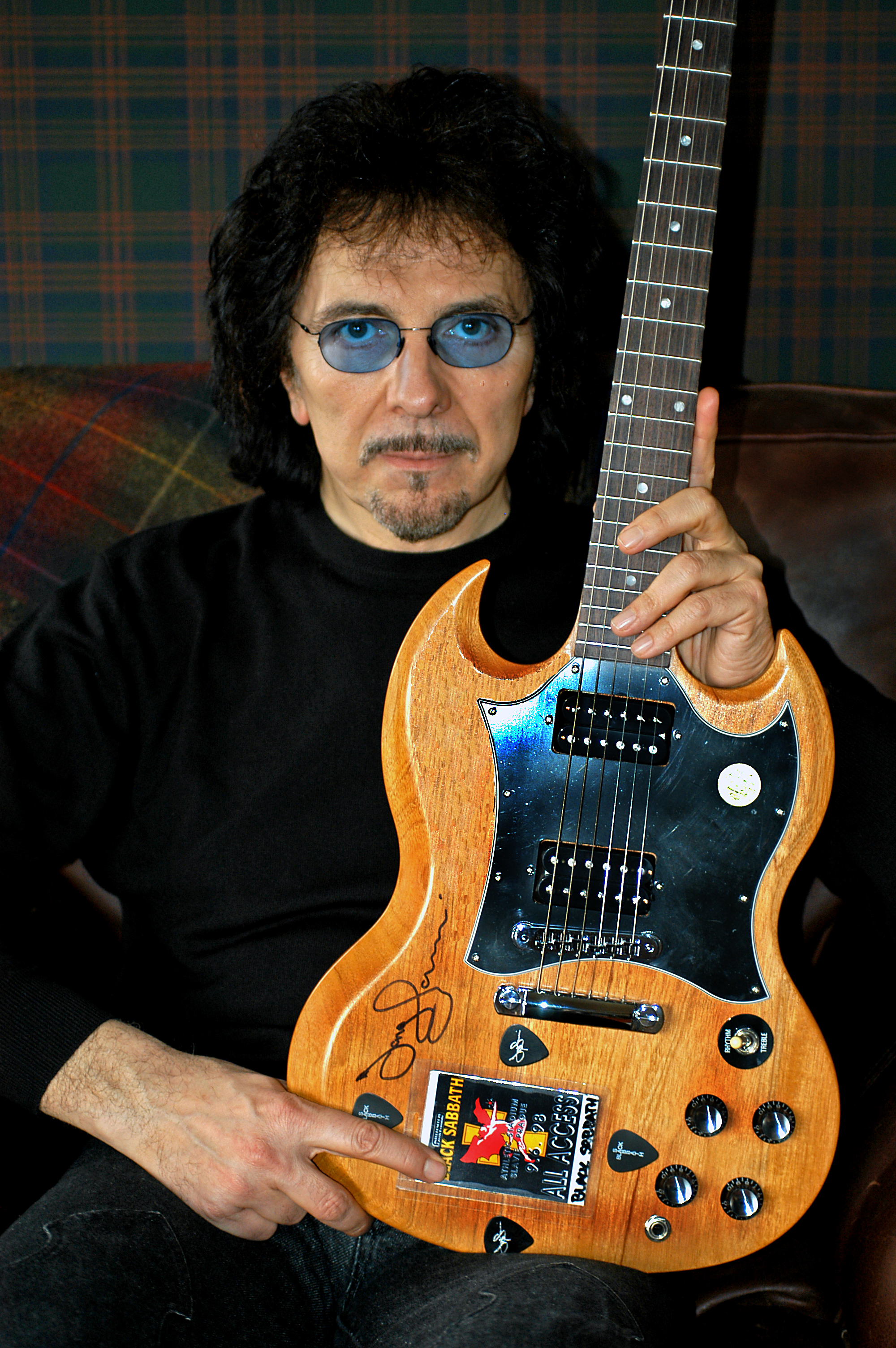 Tony Iommi Net Worth