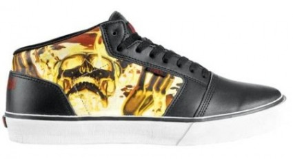 Zapatos de Mercyful Fate