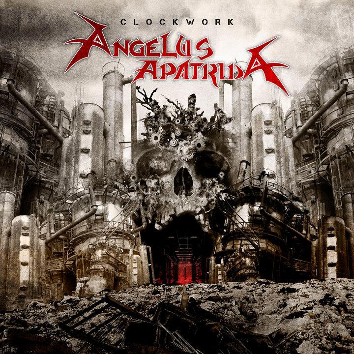 Discografía de Angelus Apatrida Angelus-Apatrida-Clockwork