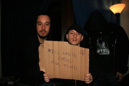 Linkin Park y sus letras por dinero