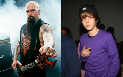 Metal vs Justin Bieber