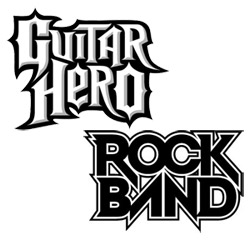 Guitar Hero - Rock Band