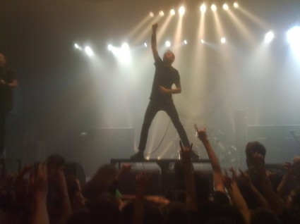 Rise Against en Razzmatazz