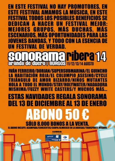 Sonorama 2011