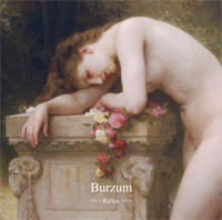 Portada de The Fallen, de Burzum