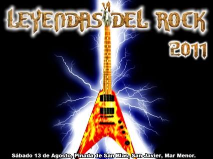 Leyendas del Rock 2011