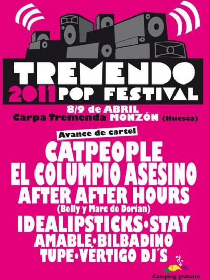 Tremendo Pop 2011
