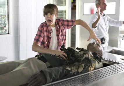 Justin Bieber en CSI