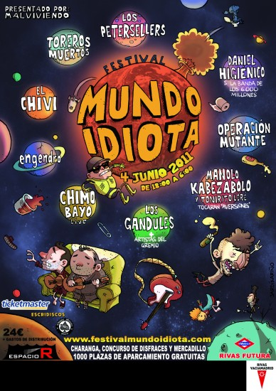 Cartel_Mundo_Idiota_Madrid2011