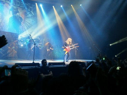 Megadeth en A Coruña, de danny8689