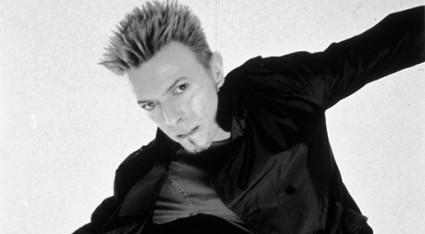 David Bowie, con 50 años