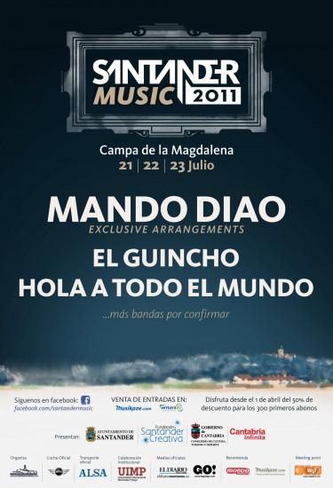 Santander Music Festival 2011