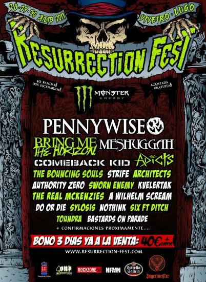Cartel Resurrection Fest 2011