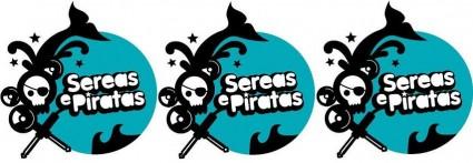 Logo de Sereas e Piratas