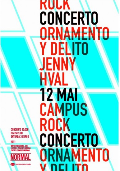Cartel Campus Rock 2011