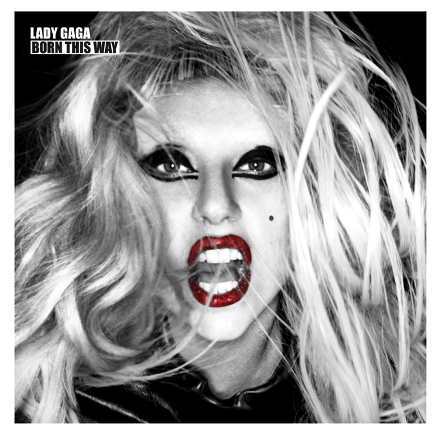 lady gaga born this way special edition cover. lady gaga born this way