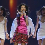 Lucía Pérez en Eurovisión