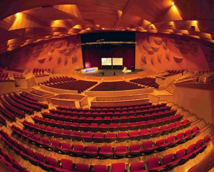 Palacio de la ópera A Coruña