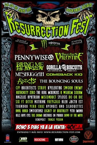 Resurrection Fest 2011