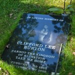 Cliff Burton memorial - Ljungby, Sweden (4)