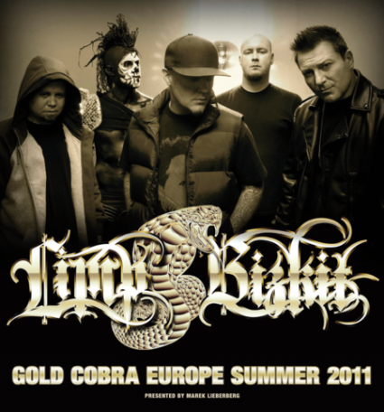 Gold Cobra Europe Summer 2011