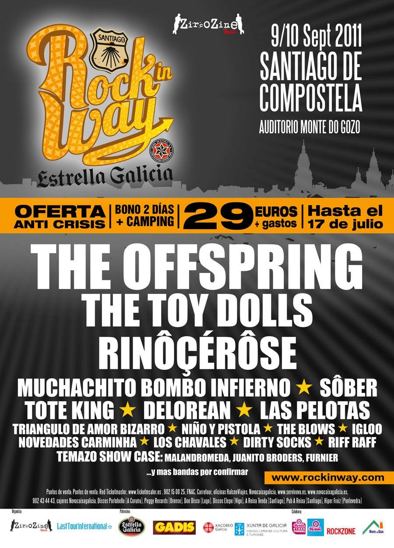 Rock In Way Galicia 2011