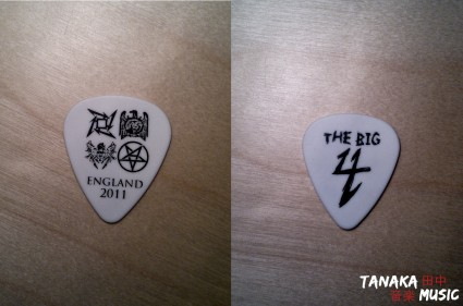 Big Four Pick from James Hetfield