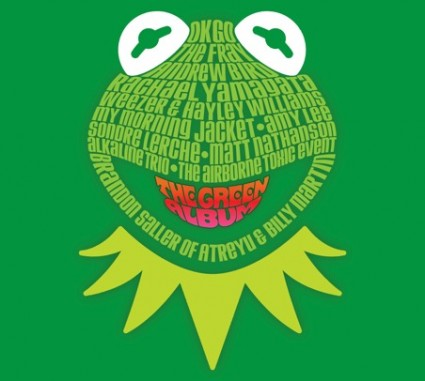 Portada - The Green Album