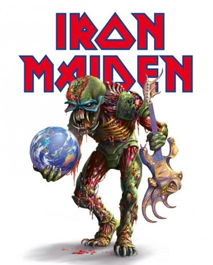 Iron Maiden Tour 2011