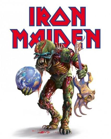 Iron Maiden Tour 2011