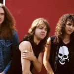 Metallica con Cliff Burton
