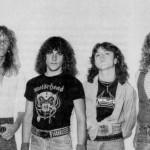 Metallica con Ron