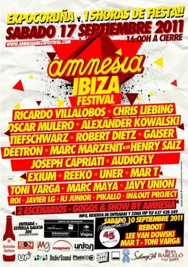 Amnesia Ibiza Festival