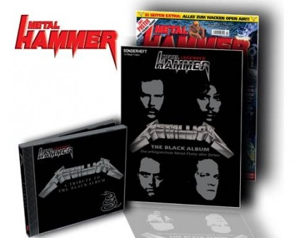 MetalHammer - Metallica Tribute