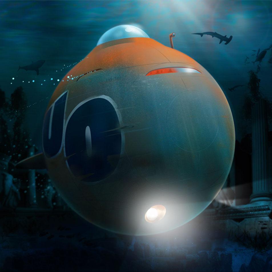RESCATANDO DISCOS DE LA ESTANTERÍA - Página 2 Rock-roll-submarine