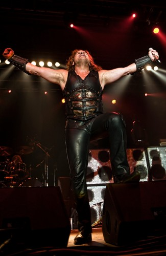 Eric Adams, de Manowar