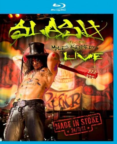 Slash - Made In Stoke - 24/7/11