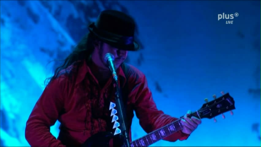 Daron Malakian Rock Am Ring 2011