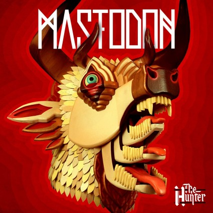 Portada The Hunter Mastodon