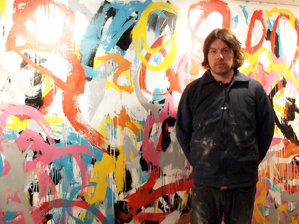 Pinturas Mikey Welsh