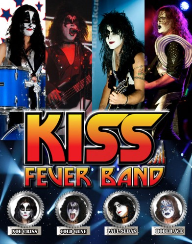 Kiss Fever Band