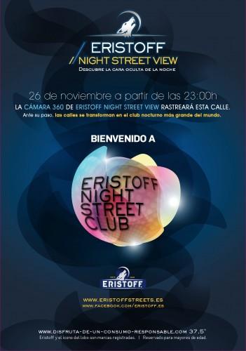 Poster Eristoff