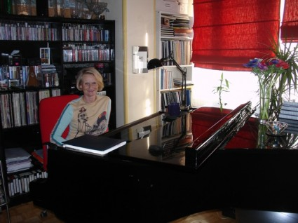 Marianne, la profesora de canto
