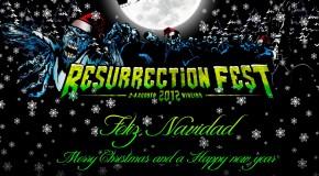 El Resurrection Fest anuncia ya las fechas para 2012: del 2 al 4 de agosto